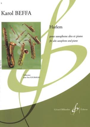 Karol Beffa - Harlem - Sheet Music - di-arezzo.com