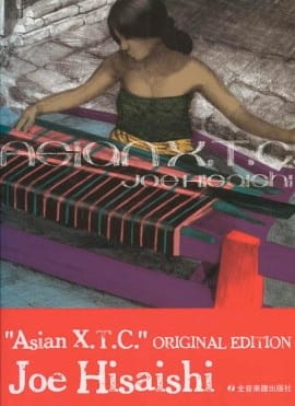 Asian X.T.C. - Joe Hisaishi - Partition - laflutedepan.com