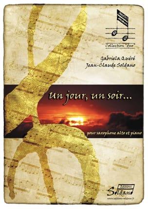Un jour, un soir… Gabriela Quéré & Jean-Claude Soldano laflutedepan
