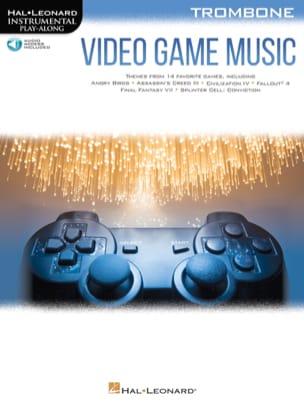 Video Game Music for Trombone - laflutedepan.com