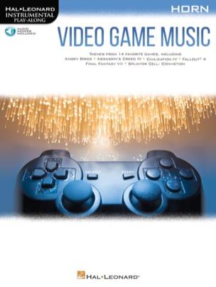 Musique de Jeux Vidéo - Video Game Music for Horn - Sheet Music - di-arezzo.com