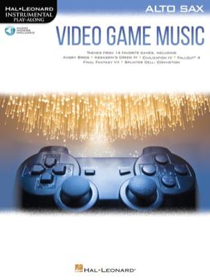 Video Game Music for Alto Sax Musique de Jeux Vidéo laflutedepan