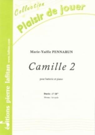 Marie-Yaëlle Pennarun - Camille 2 - Sheet Music - di-arezzo.co.uk