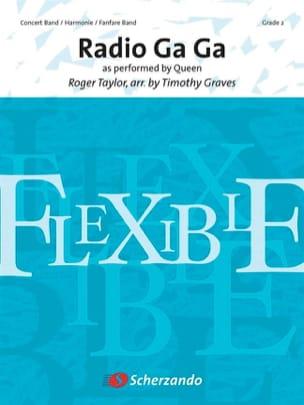 Radio Ga Ga - Queen - Partition - ENSEMBLES - laflutedepan.com