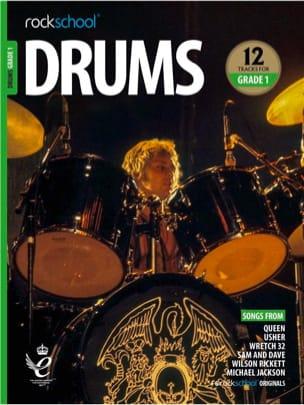 - Rockschool Drums Grade 1 2018+ - Partition - di-arezzo.fr