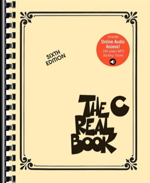 The Real Book Volume 1 - Sixth edition, avec 240 MP3 - C Instruments laflutedepan