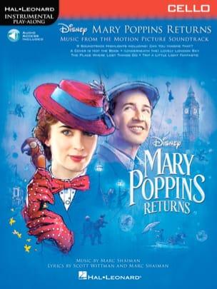 DISNEY - Die Rückkehr von Mary Poppins - Filmmusik - Noten - di-arezzo.de