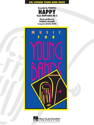 Happy - Young Concert Band Pharrell Williams Partition laflutedepan