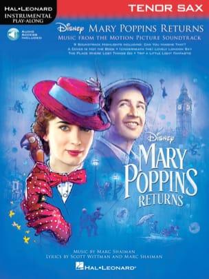 DISNEY - The Return of Mary Poppins - Movie Music - Sheet Music - di-arezzo.com