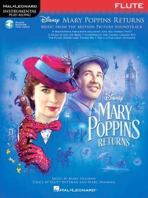 DISNEY - Il ritorno di Mary Poppins - Movie Music - Partitura - di-arezzo.it