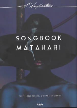 L'Impératrice - Matahari - Songbook - Sheet Music - di-arezzo.co.uk