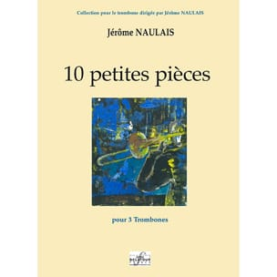 Jérôme Naulais - 10 Small Parts - Sheet Music - di-arezzo.com
