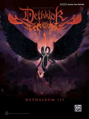Dethklok - Dethklok: The Dethalbum III - Metalocalypse - Sheet Music - di-arezzo.co.uk