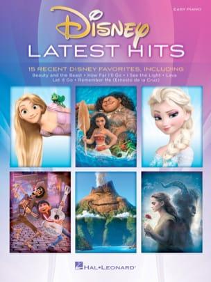 DISNEY - Disney Latest Hits - Sheet Music - di-arezzo.com