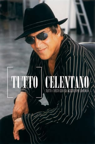 Tutto Celentano Adriano Celentano Partition Pop / Rock - laflutedepan