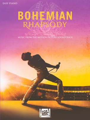 Queen - Bohemian Rhapsody - Movie Music, Simplified Piano - Sheet Music - di-arezzo.co.uk