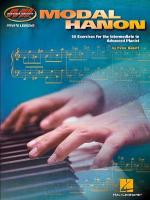 Modal Hanon - Peter Deneff - Partition - Piano - laflutedepan.com