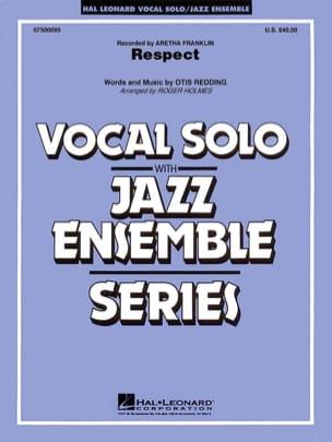 Respect - Vocal Solo Jazz Ensemble - Otis Redding - laflutedepan.com