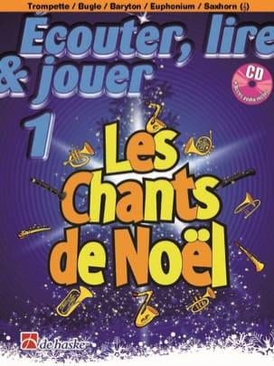 Écouter Lire et Jouer - Les Chants de Noël - Volume 1 laflutedepan