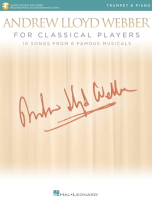 Andrew Lloyd Webber for Classical Players - laflutedepan.com