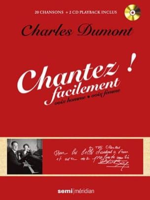 Charles Dumont / Edith Piaf - Sing! easily - Charles Dumont - Sheet Music - di-arezzo.co.uk