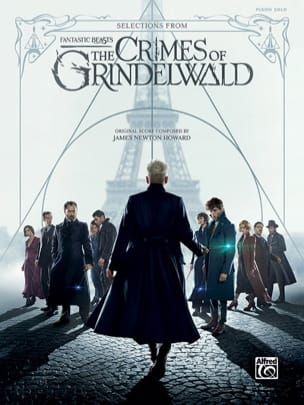 James Newton Howard - Fantastic Animals: The Crimes of Grindelwald - Film Music - Sheet Music - di-arezzo.com