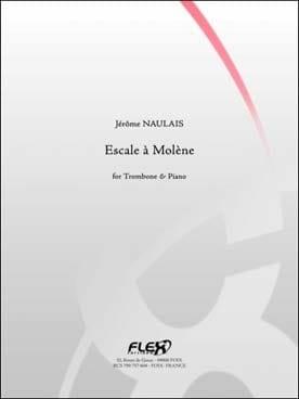 Escale à Molène - Jérôme Naulais - Partition - laflutedepan.com