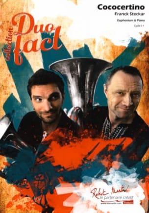 Cococertino - Franck Steckar - Partition - Tuba - laflutedepan.com