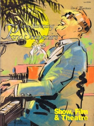 Easy Listening Piano Souvenirs Show Film Theater - laflutedepan.com