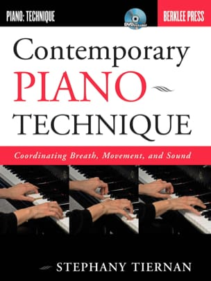 Stephany Tiernan - Contemporary Piano Technique - Sheet Music - di-arezzo.com