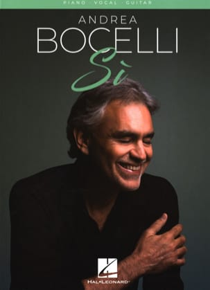 Si Andrea Bocelli Partition Pop / Rock - laflutedepan