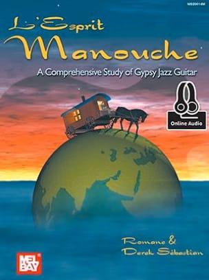 Romane & Derek Sébastien - L'Esprit Manouche - Version en Anglais - Partition - di-arezzo.fr