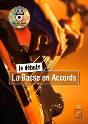 Bruno Tauzin - I start bass in chords - Sheet Music - di-arezzo.co.uk