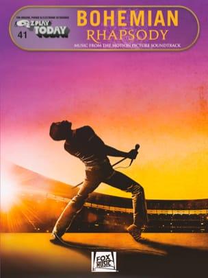E-Z Play Today Volume 41 - Bohemian Rhapsody - Musique du Film laflutedepan