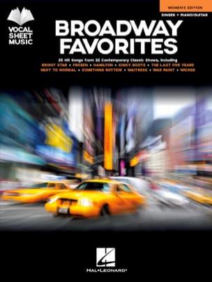 - Favoritos de Broadway - Edición para mujeres - Partitura - di-arezzo.es