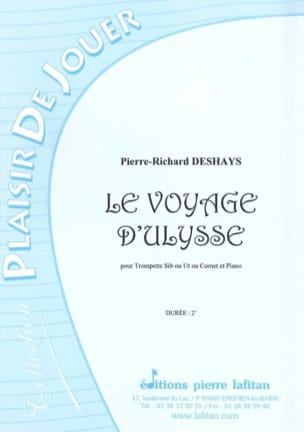 Le Voyage d'Ulysse - Pierre-Richard Deshays - laflutedepan.com