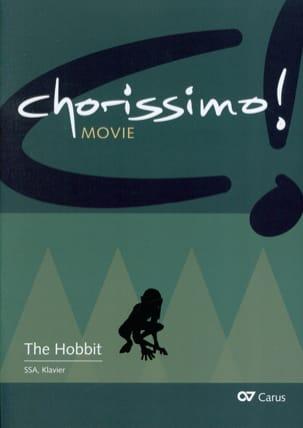 Chorissimo! - Le Hobbit, Musique du film pour Choeur laflutedepan
