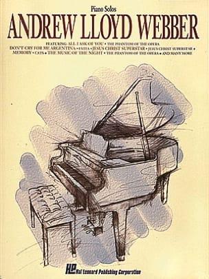 Webber Andrew Lloyd - Andrew Lloyd Webber - Partitura - di-arezzo.es