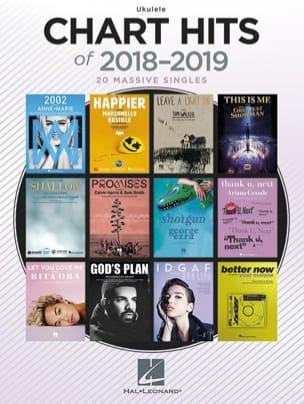 Chart Hits Of 2018-2019 - Ukulele Partition laflutedepan