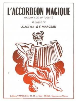 André Astier - The Magic Accordion - Sheet Music - di-arezzo.co.uk