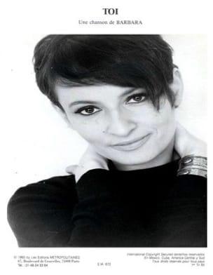Barbara - You - Partition - di-arezzo.com