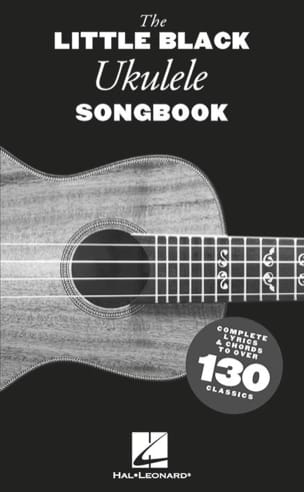 Little Black Ukulele Songbook Partition Pop / Rock - laflutedepan