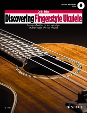 Colin Tribe - Discovering Fingerstyle Ukulele - Partition - di-arezzo.fr