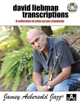 David Liebman Transcriptions David Liebman Partition laflutedepan