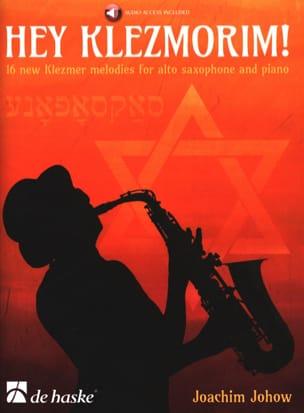 Hey Klezmorim! - Joachim Johow - Partition - laflutedepan.com