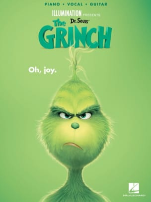 - The Grinch - Movie Music - Sheet Music - di-arezzo.co.uk