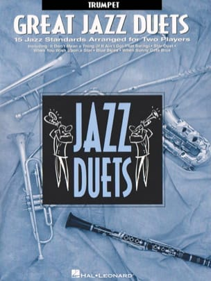 Great Jazz Duets Partition Trompette - laflutedepan