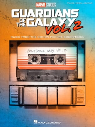 Marvel Studios - Guardians of the Galaxy Volume 2 - Movie Music - Sheet Music - di-arezzo.co.uk