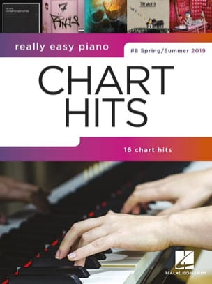 Really Easy Piano - Chart Hits 8 - Partition - laflutedepan.com
