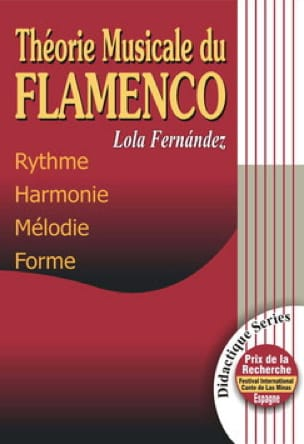 Lola Fernandez - Musical Theory of Flamenco - Sheet Music - di-arezzo.co.uk